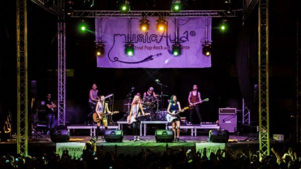 MusicAula 2018: vídeo interactivo