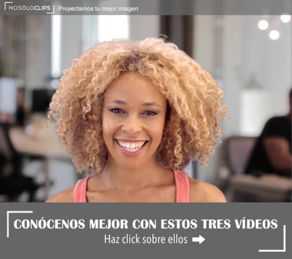 NoSoloClips: Interactivo