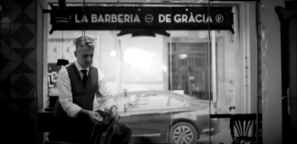 La barbería de Gràcia