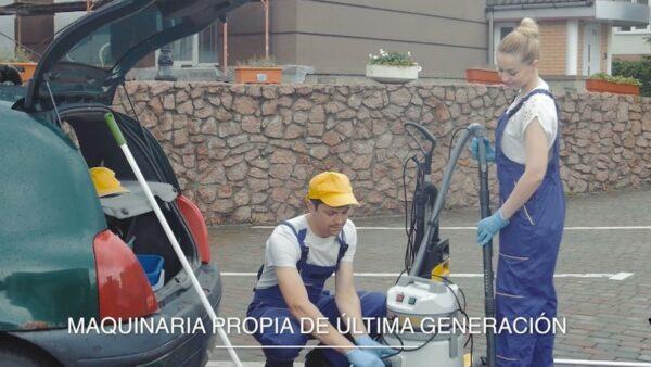 VGA Servicios de limpieza – Vídeo corporativo