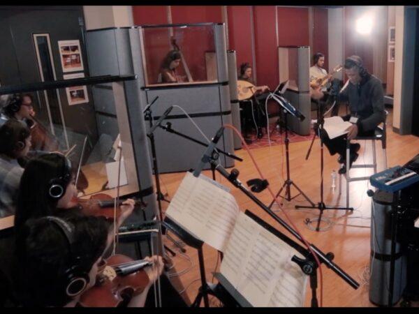 Berklee – Vídeo sesión grabación William Cepeda