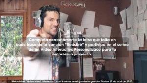 Video Interactivo Concurso